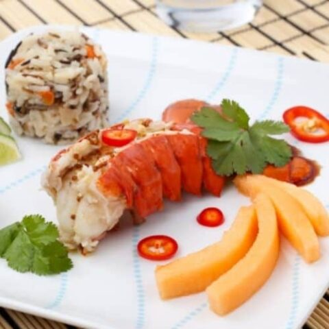 What to serve with lobster tails