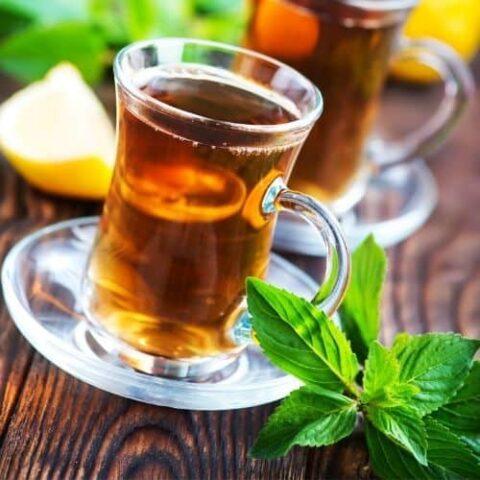 Bay Leaf & Lemon Tea