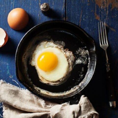 How To Reheat Eggs
