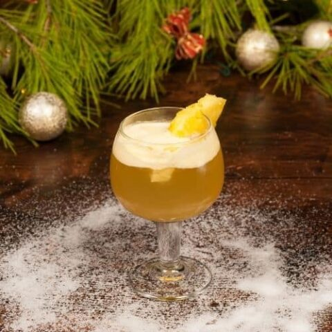 21 Festive And Bubbly Christmas Cocktails