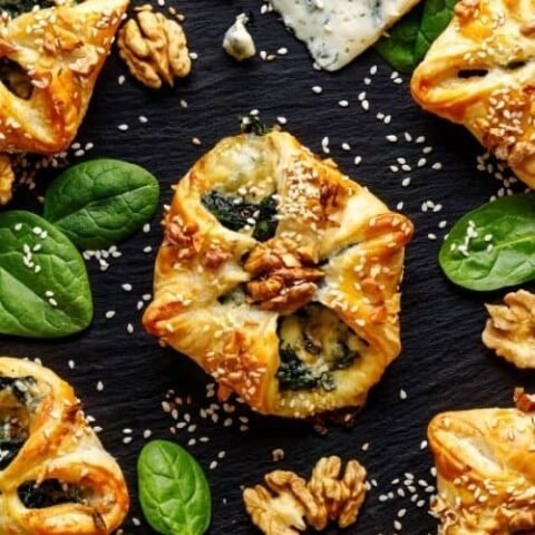 25 Practically Perfect Puff Pastry Appetizers