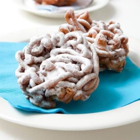 How To Reheat Funnel Cakes: Oven Method