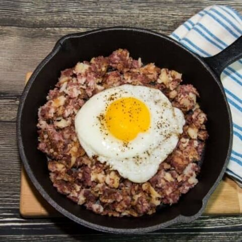 What to serve with corned beef hash: 17 Side Ideas
